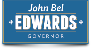 John Bel Edwards for Louisiana