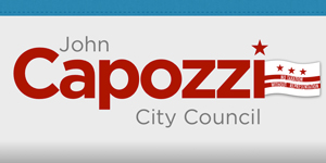 John Capozzi for Council