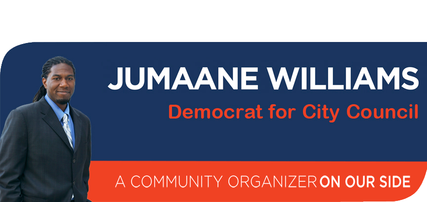 Jumaane Williams 2013