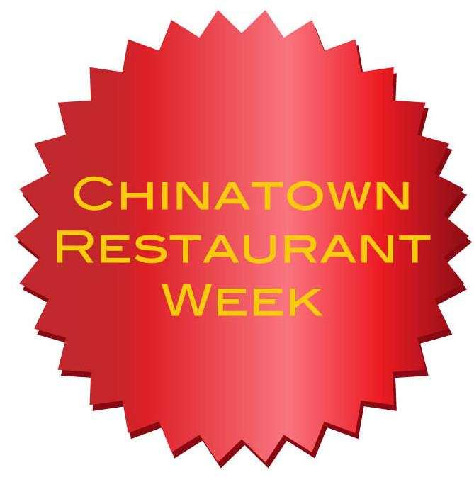 Chinatown Restaurant Week