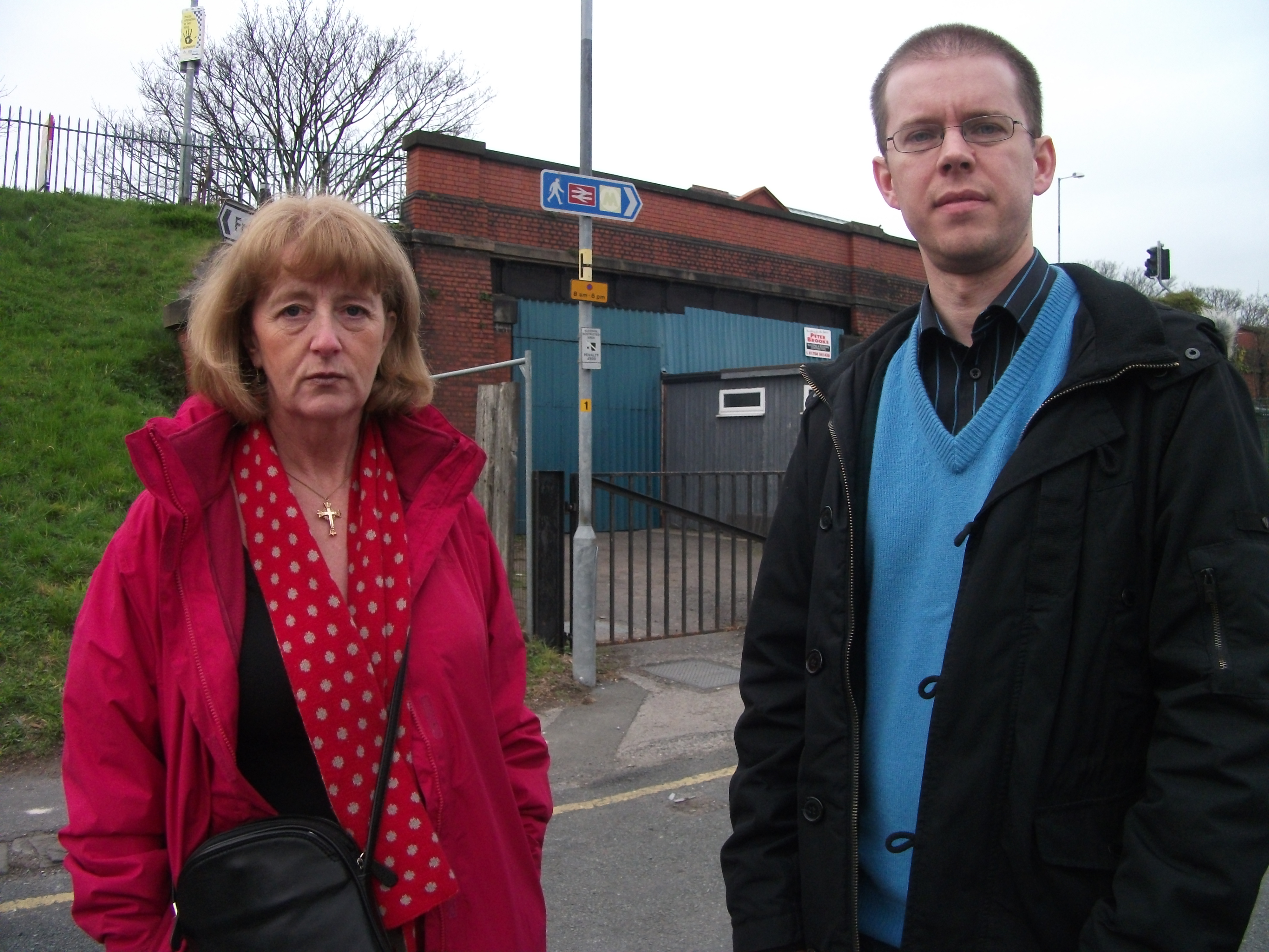 Catie Page and Ben Bentley