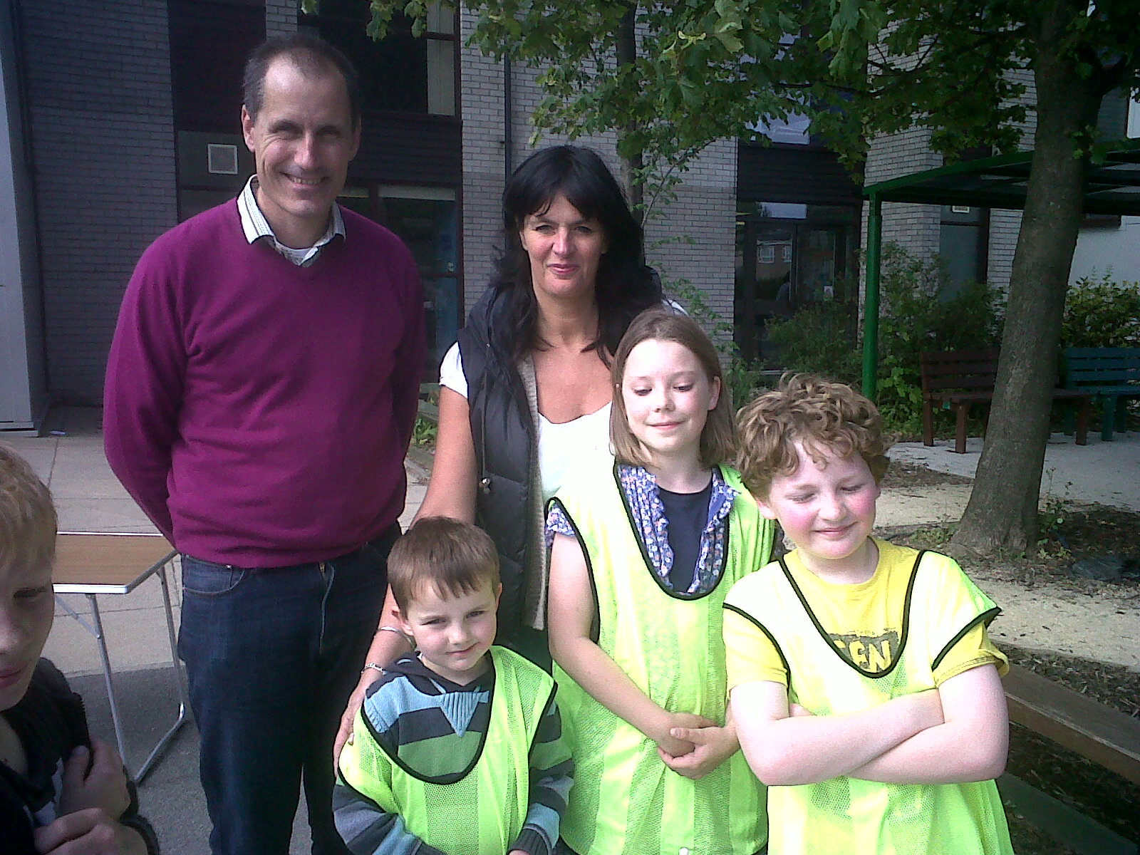 Bill Esterson at Green Park Primary Summer Fair