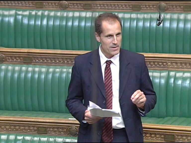 Bill Esterson in Parliament