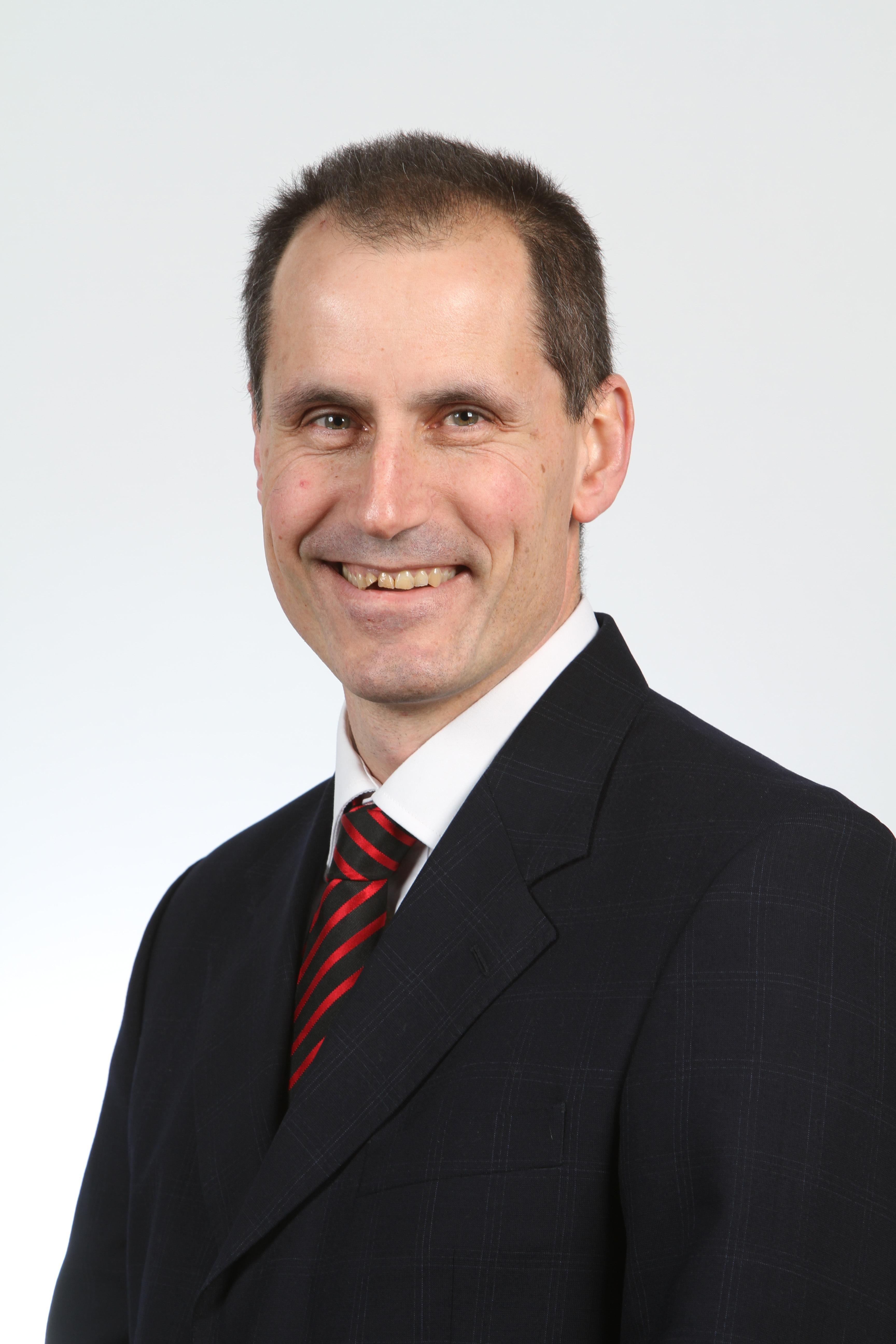 Seftn Central MP Bill Esterson