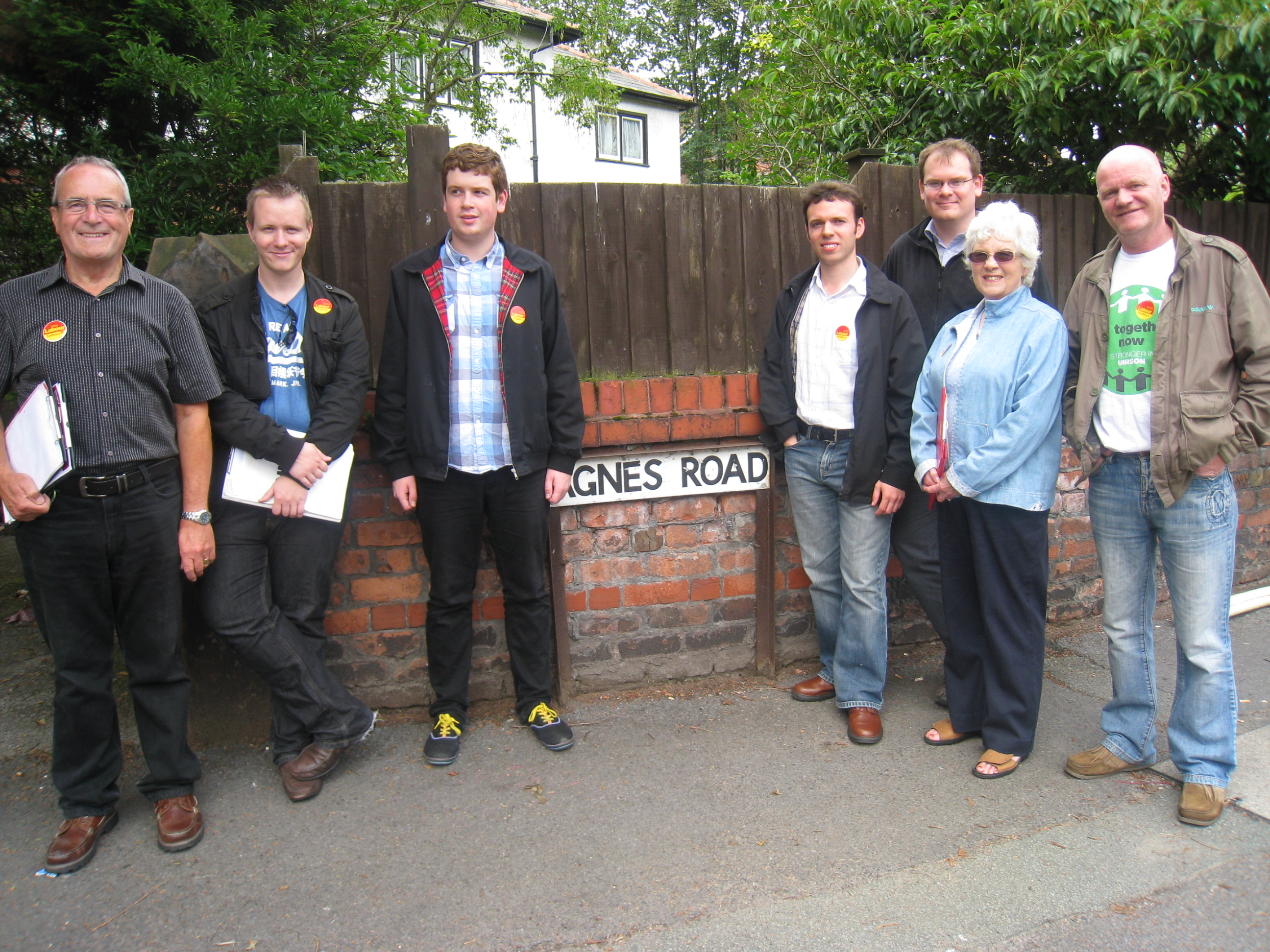 Blundellsands Labour Action Team