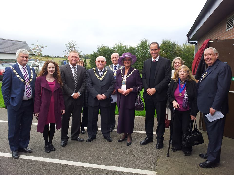 Sefton Central Labour MP Bill Esterson joined Melling Parish Council Chairman Cllr Ron Baker and Mayor of Sefton Cllr Maureen Fearn, together with dignitaries from throughout Sefton for the Melling Parish Council Civic Service.