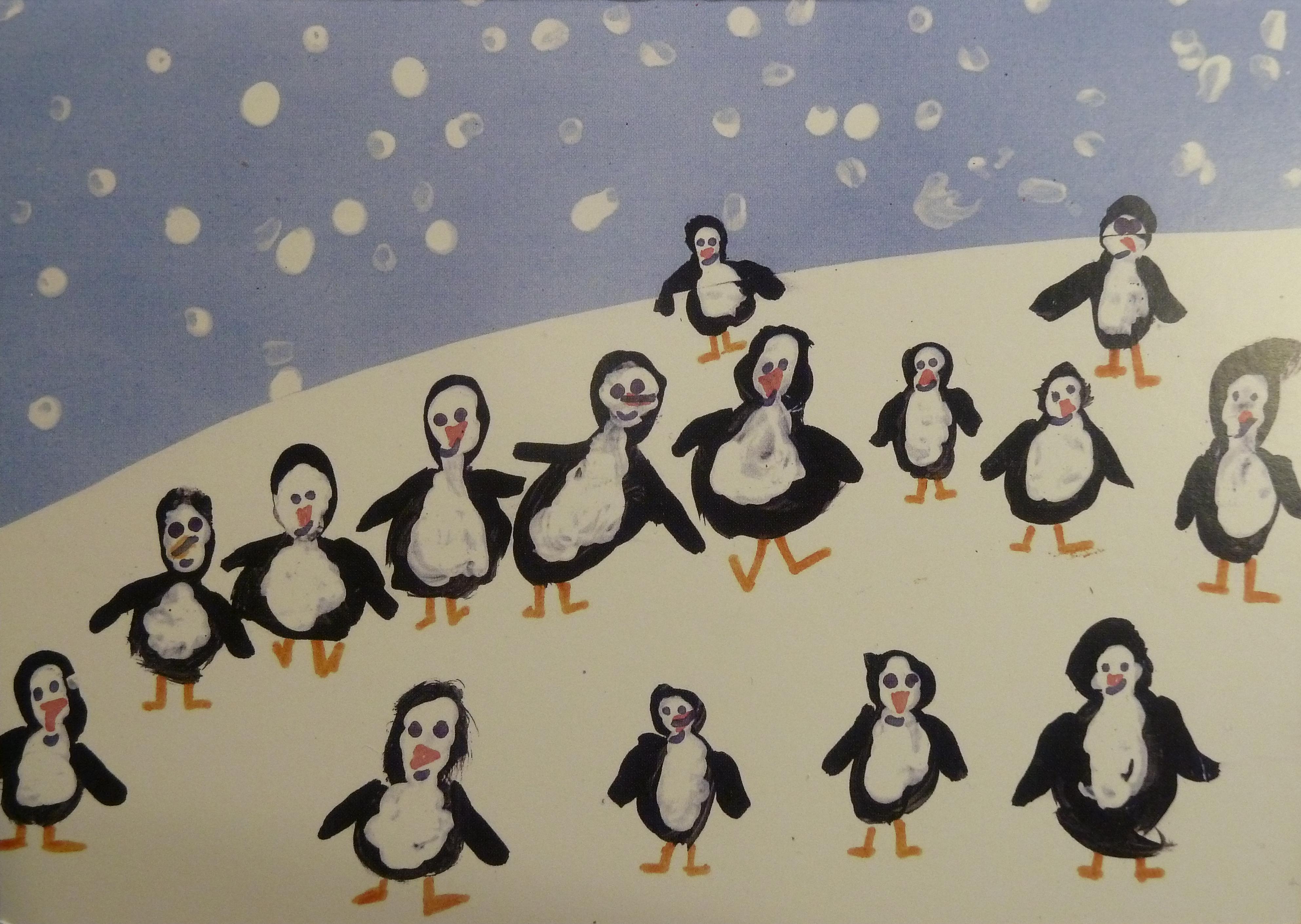 Joseph McIntyre's 2010 Christmas card design
