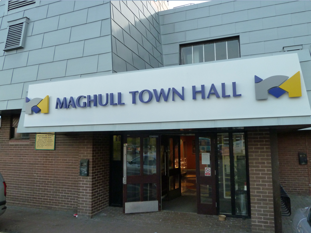 Maghull Town Hall