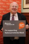 Mike Supports Arthritis Week