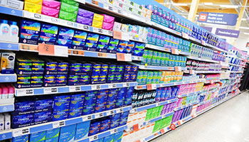 VAT On Sanitary Products