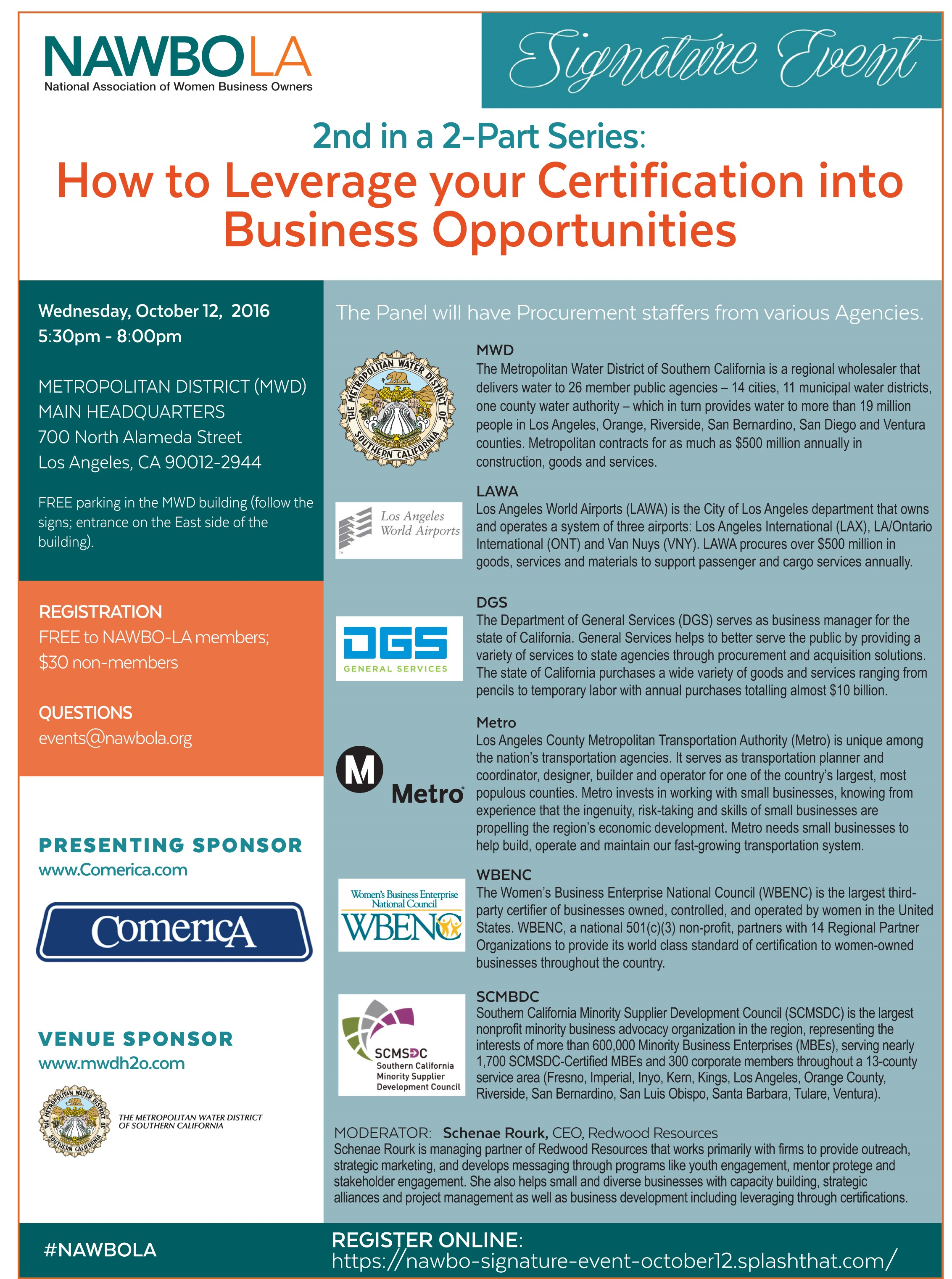 Leverage Your Certification Into Business Opportunities