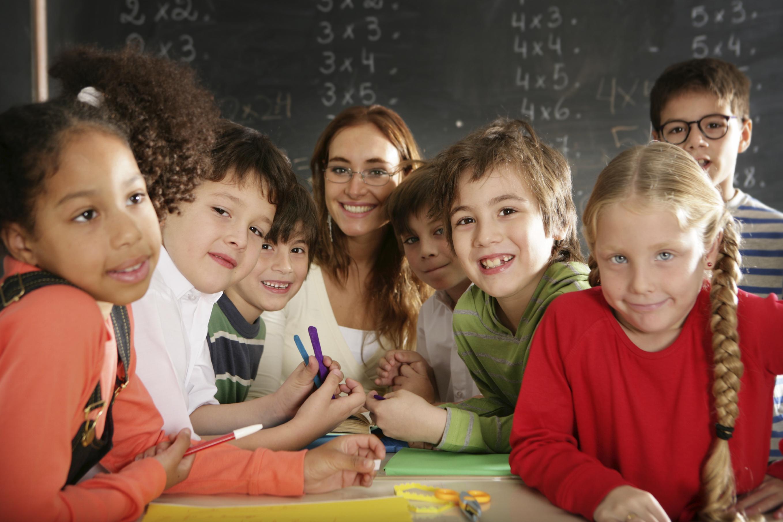 Фото общие дети у