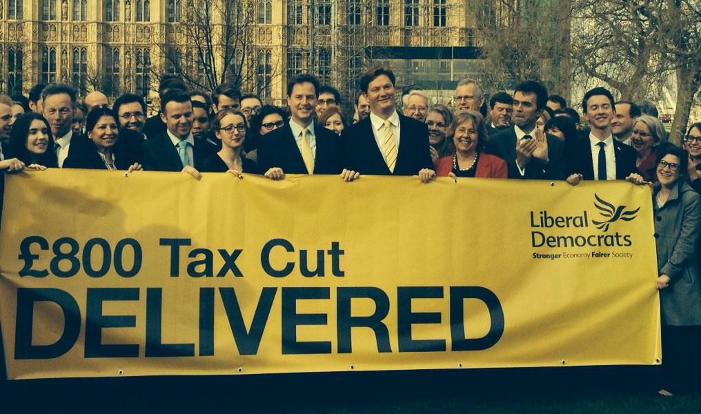 £800 Tax Cut