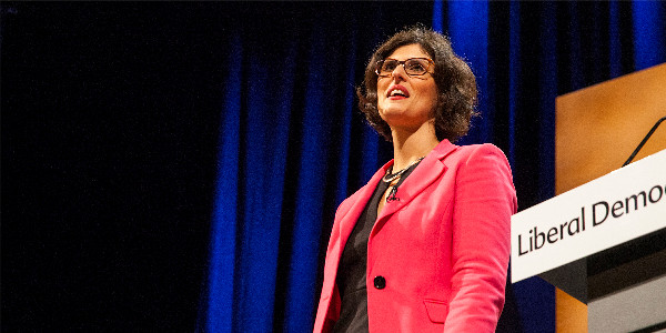 Enable Images to view this edition of Conference Daily in it's full glory. Catch up on Layla Moran's speech to #LDConf