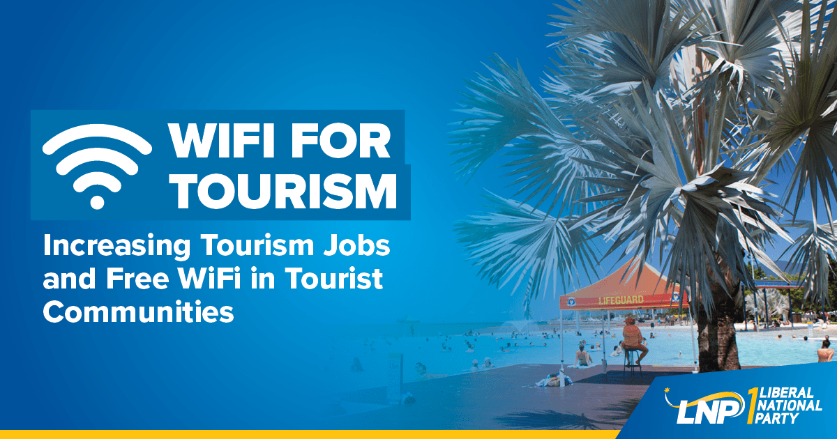 WiFi for Tourism Shareable
