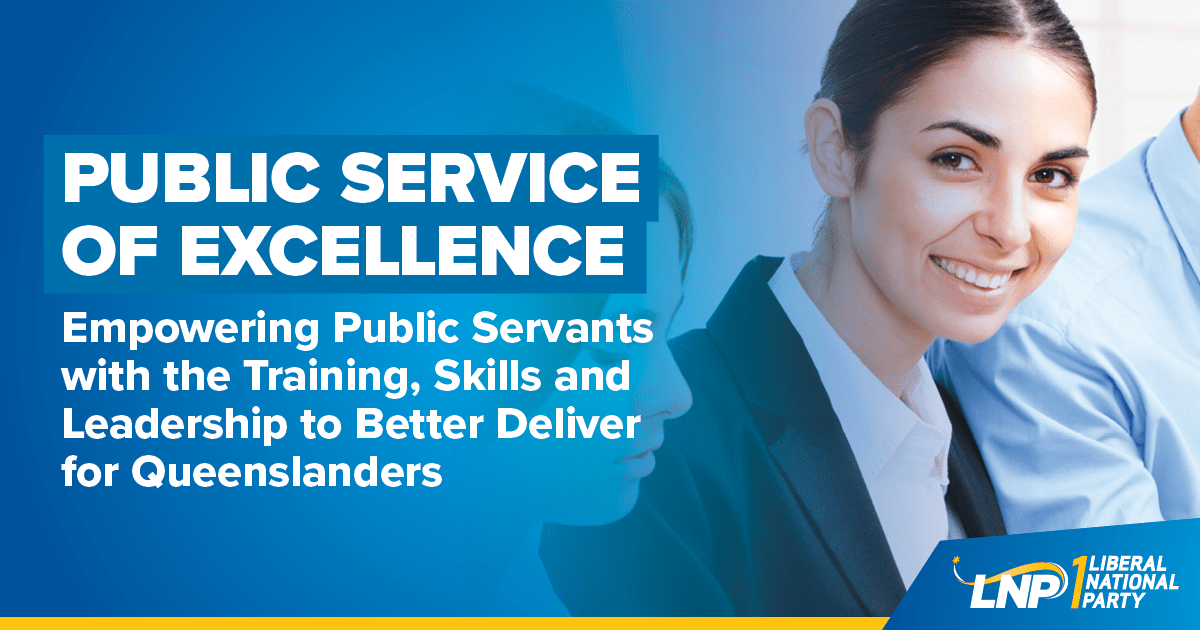 Public Service of Excellence Image