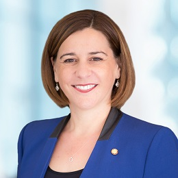 Deb Frecklington Headshot