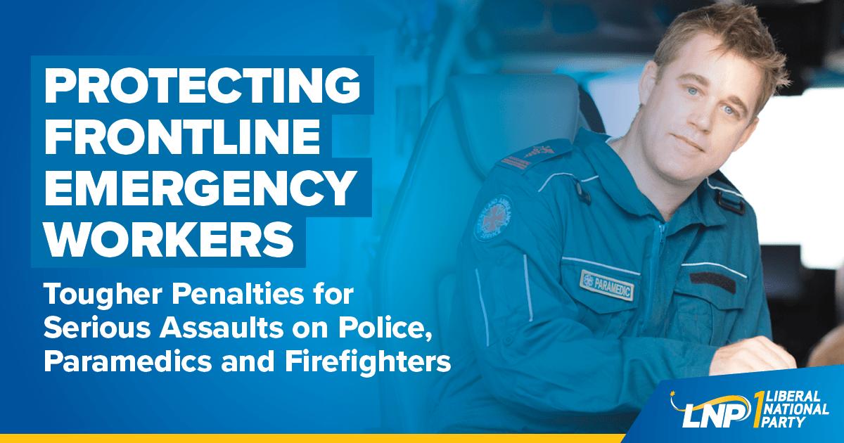 Protecting Frontline Emergency Workers Image