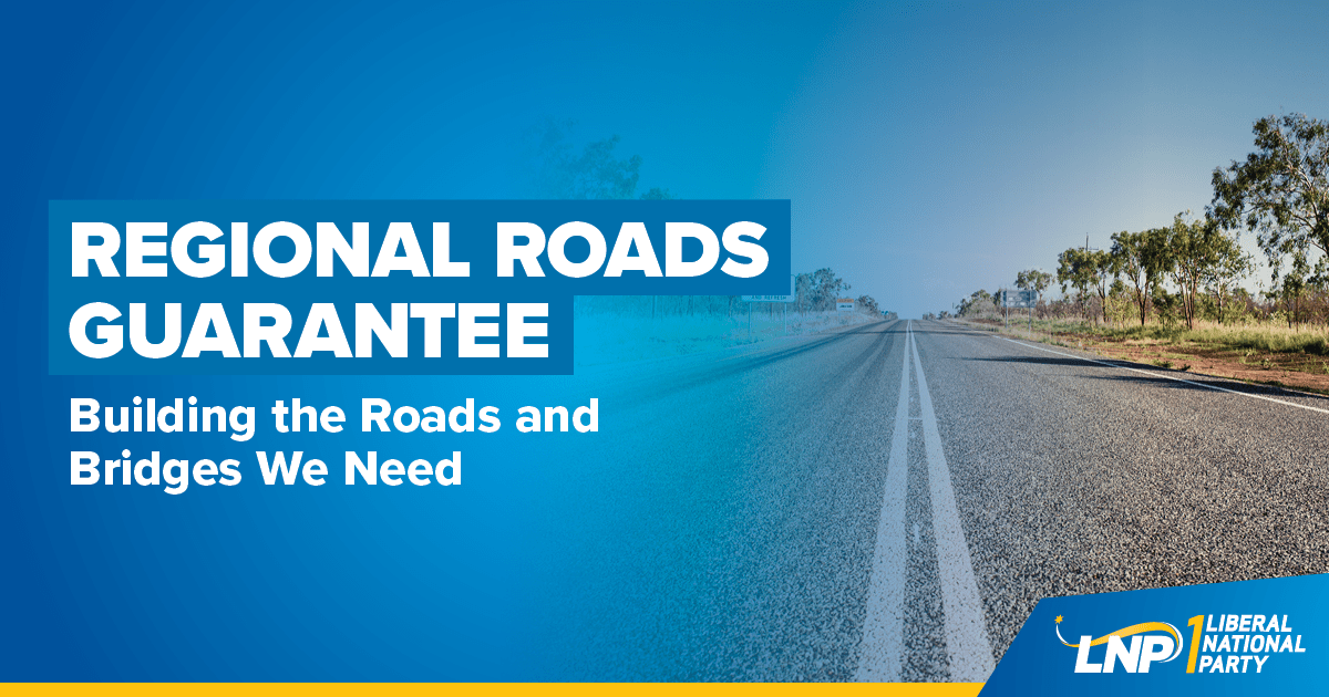 Regional Roads Guarantee Image