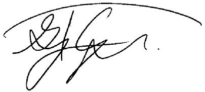 GTA signature