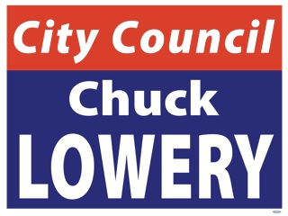 Chuck Lowery for City Council 2014