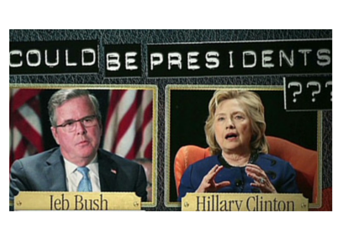 A Blessing in Disguise: How a Bush-Clinton Race in 2016 could be a Boon for Libertarians.
