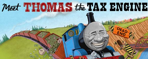 Thomas the Tax Engine