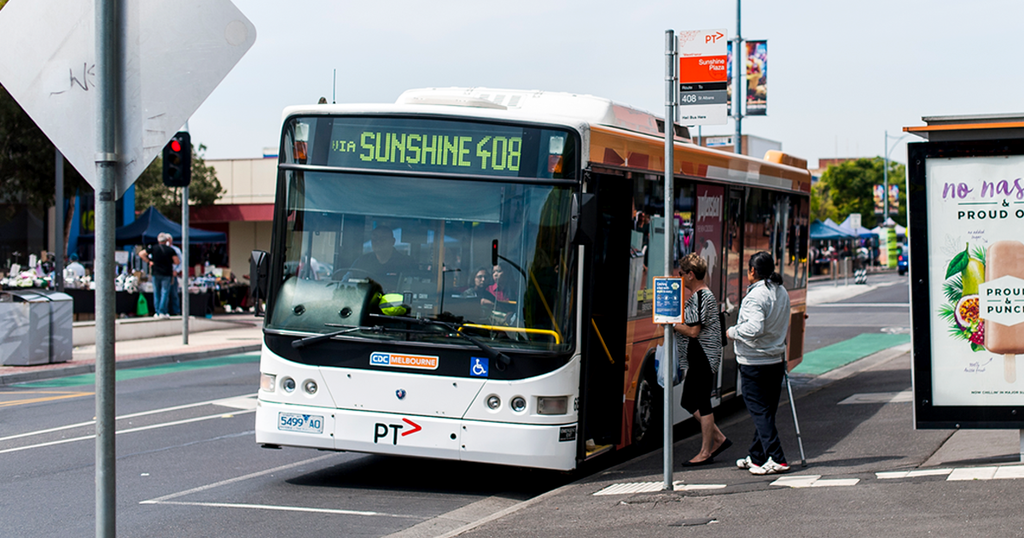 Buses best for the West