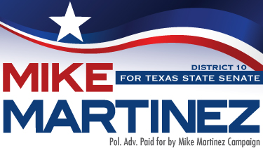 Mike Martinez Texas Senate Campaign