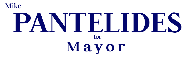 Mike Pantelides for Annapolis Mayor