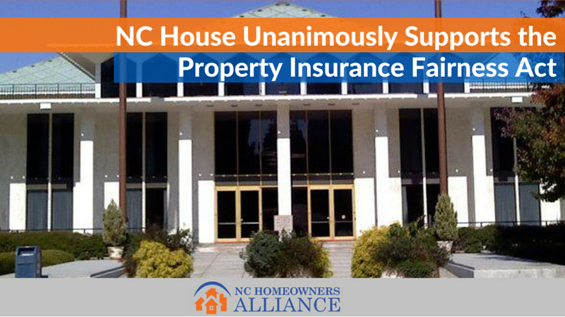 property insurance fairness act clears house north carolina homeowners alliance. Black Bedroom Furniture Sets. Home Design Ideas