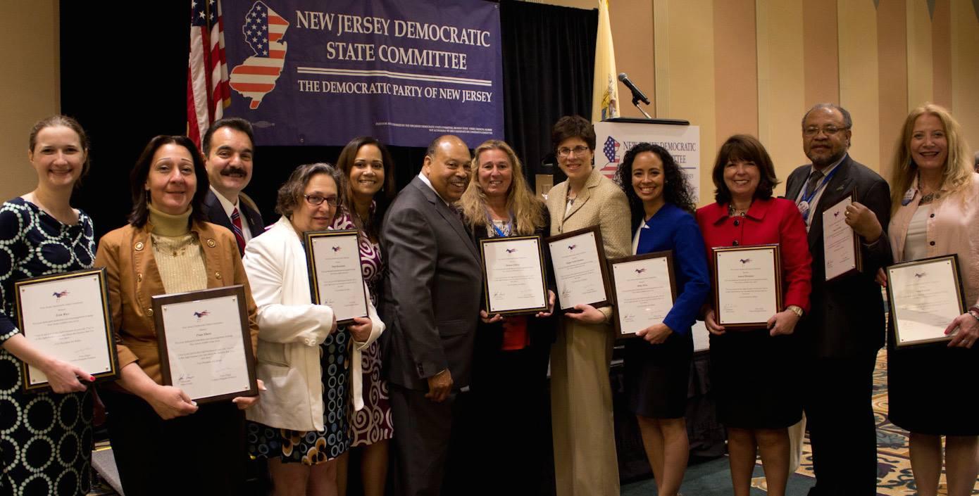 Labor Award Recipients