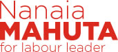 Nanaia Mahuta for Labour Party Leader