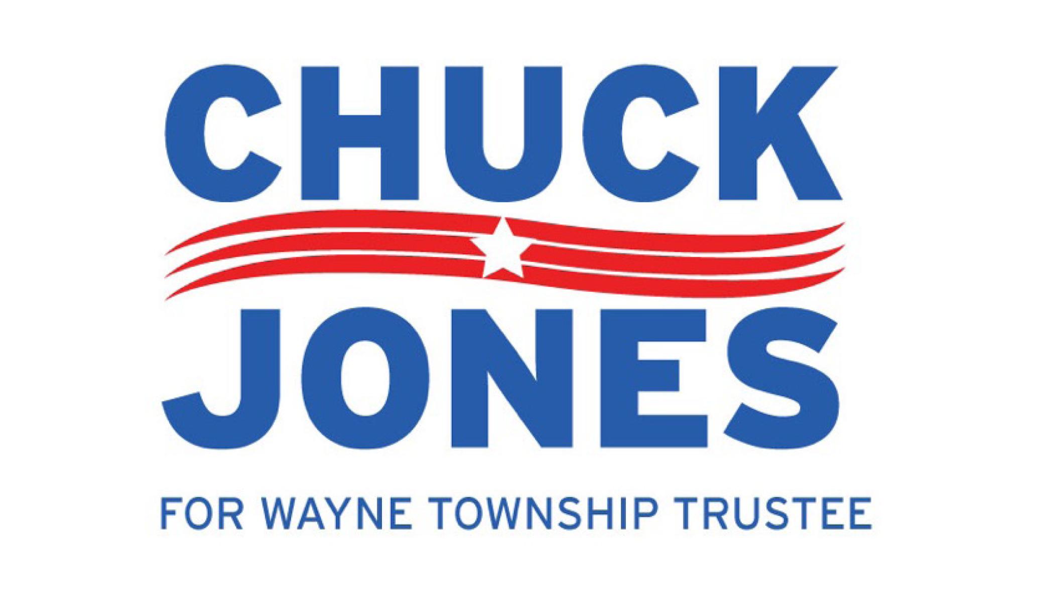 Chuck Jones for Trustee