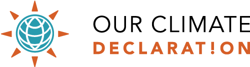 Our Climate Declaration Logo