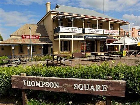 Blow to Australia's heritage as new Windsor Bridge documents predict Thompson Square destruction