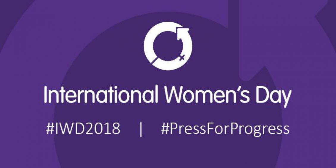 Speech on International Women's Day 2018