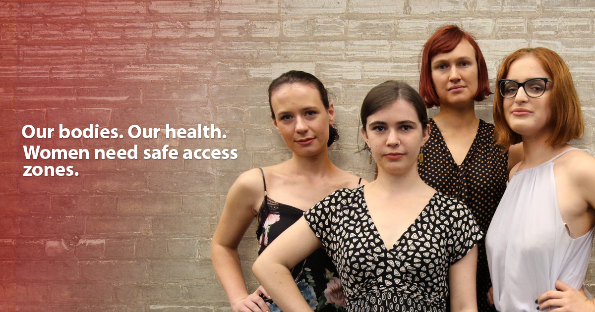 Nationals and Labor MPs co-sponsor a bill to provide 150m safe access zones around abortion clinics in NSW