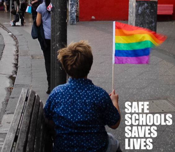 Sign the petition to keep the Safe Schools program in NSW
