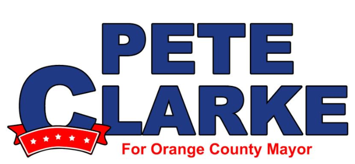 Pete Clarke for Orange County Mayor