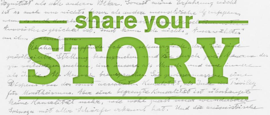 Image result for Image of share your stories