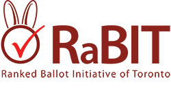 Ranked Ballot Initiative of Toronto