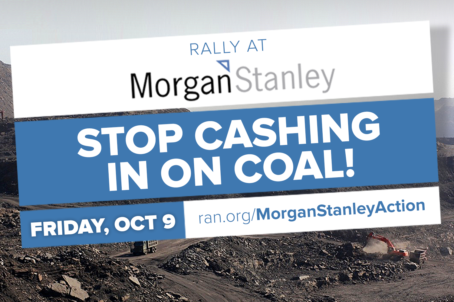 Morgan Stanley Day of Action