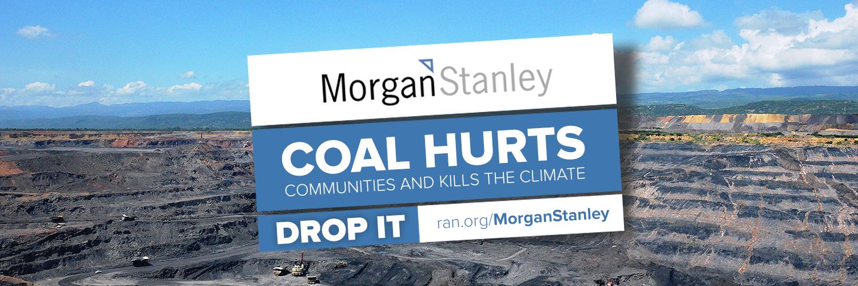 Morgan Stanley: Drop Coal!