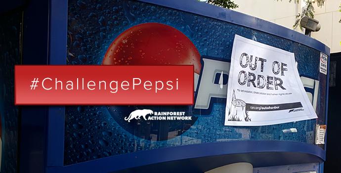 Challenge Pepsi