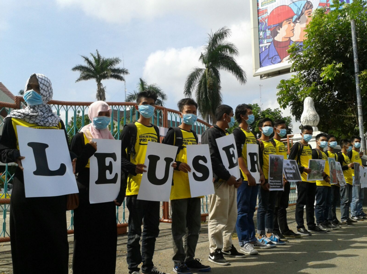 Stand In Solidarity with the Aceh Citizen Lawsuit Movement