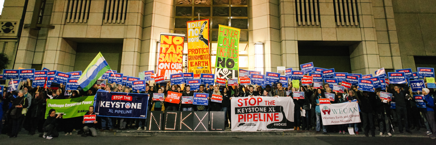 President Obama: Reject the Keystone XL Pipeline