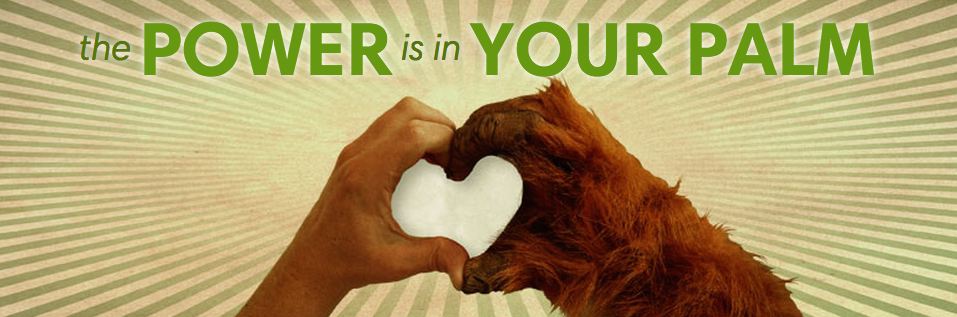 Sign Up! Stop Conflict Palm Oil