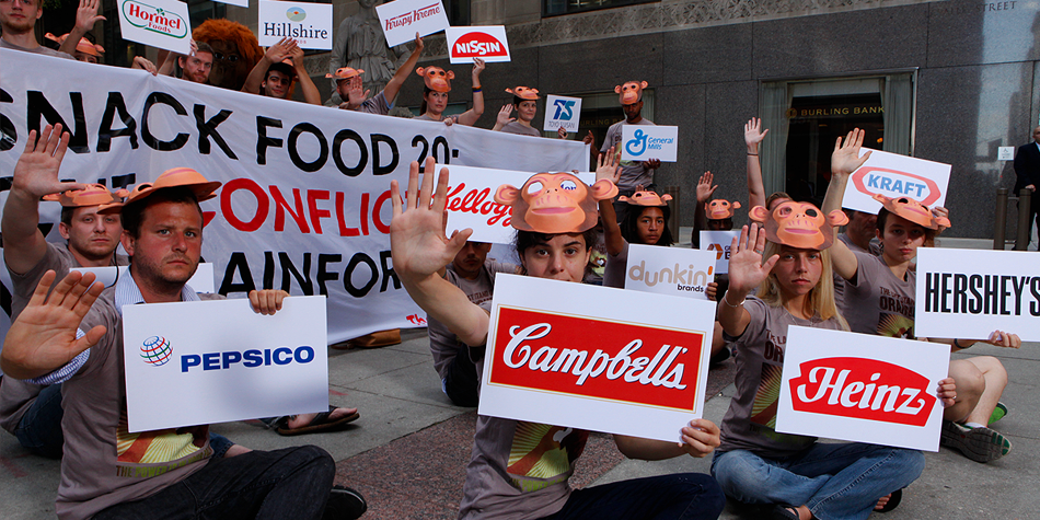 Snack Food 20: Cut Palm Oil, Not Rainforests