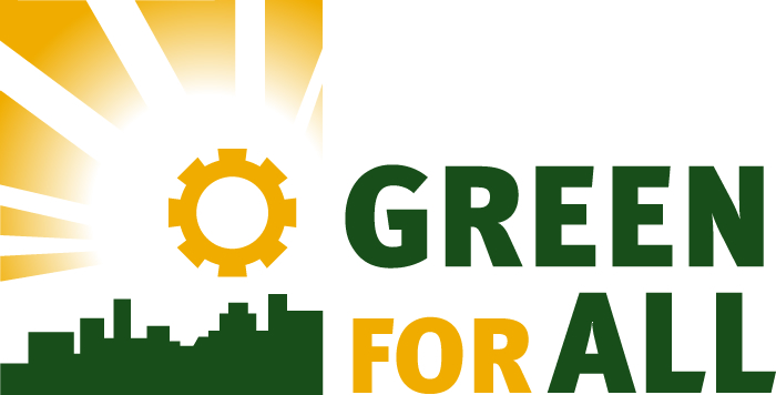 green for all chicagoland citizens climate lobby little village environmental justice organization green corps